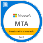 mta-database-fundamentals-certified-2018